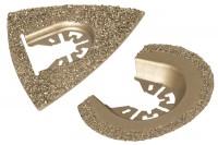 Wolfcraft Sada príslušenstva k vibračnej píle (kov / dlažba) 3993000