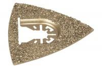 Wolfcraft Brúsna doska trojhran HM-sypaná 3994000