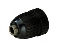 Wolfcraft Rýchloupínadlo príklepové skľučovadlo 1,5-13mm, vnútorný závit 1/2 x20, L / P 2618000