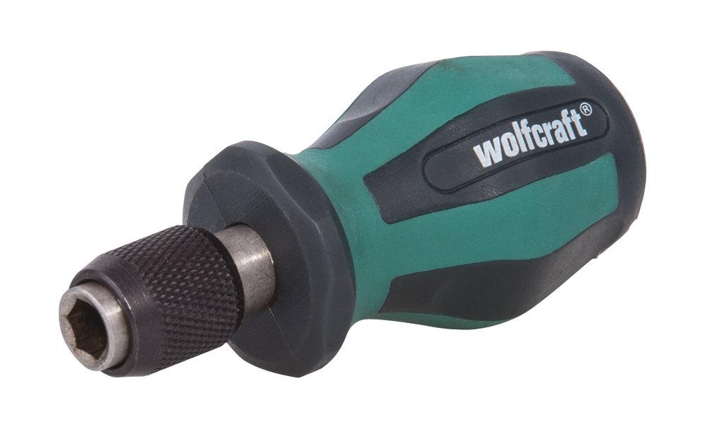 Ručný skrutkovač 2 C Wolfcraft 1239000