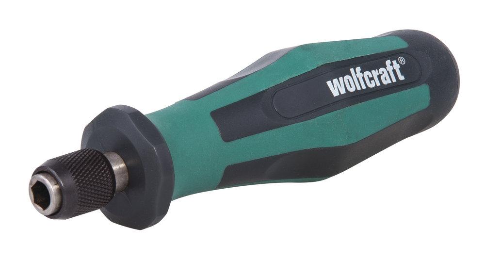 Ručný skrutkovač 2 C Wolfcraft 1240000