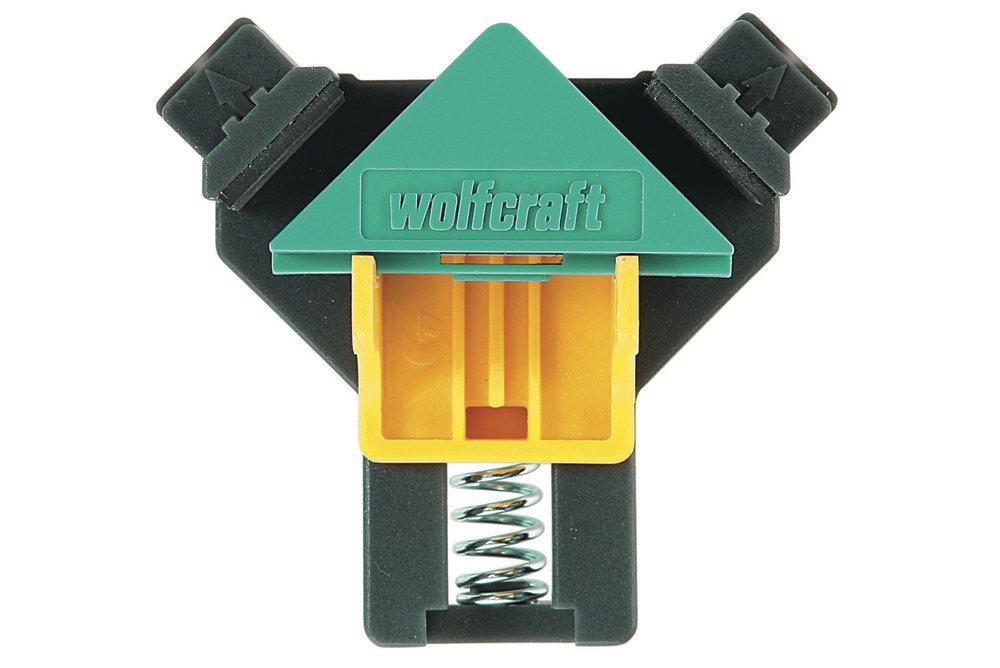 ES 22 2 x - rohový upínač Wolfcraft 3051000