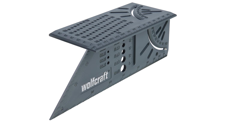 Wolfcraft 3D úholník 5208000