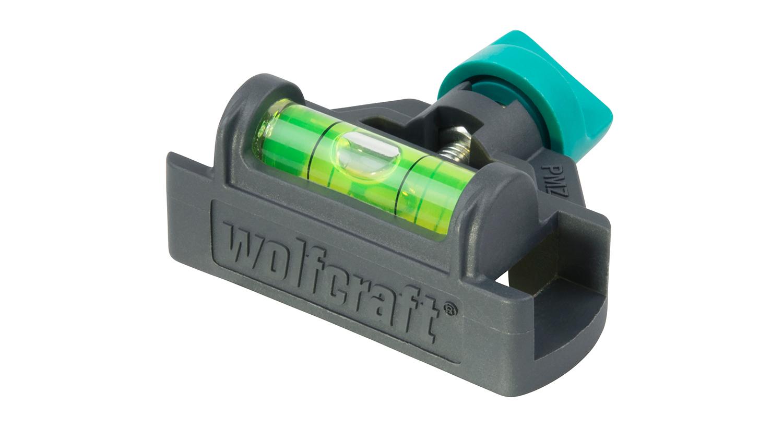 Wolfcraft adaptér pre skladacie metre - libela 5222000
