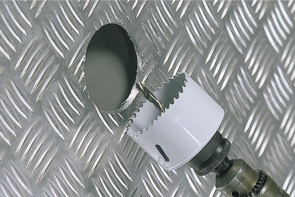 Wolfcraft bimetalový nástavec na děrovku D68mm hl.38mm 3494000