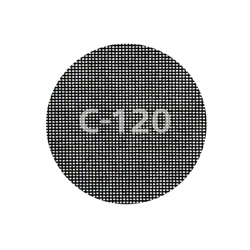 Wolfcraft 5 x samodržná mřížková plátna ø 125 mm 8464000