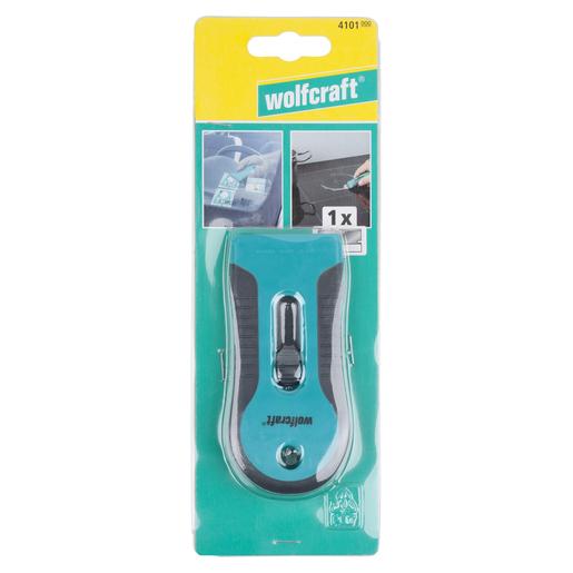 Wolfcraft plastová škrabka 2K - 38mm 4101000