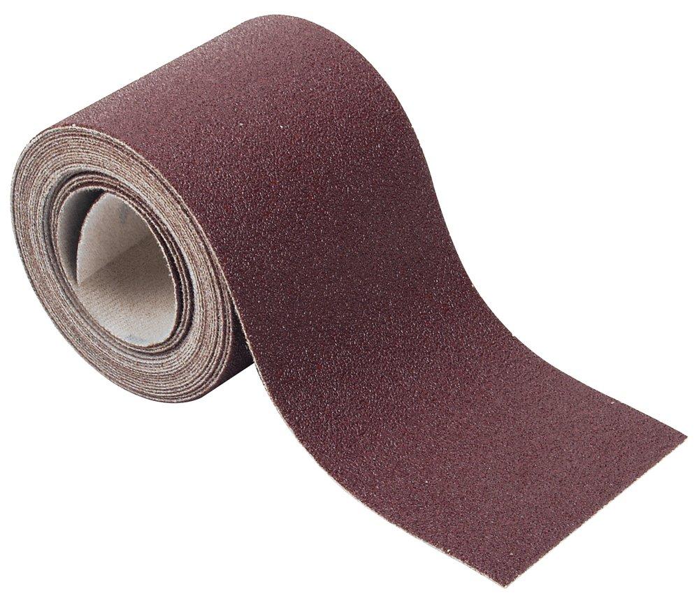 Wolfcraft role samodržného brúsneho papiera zrno 60, šírka 115 mm  1739000