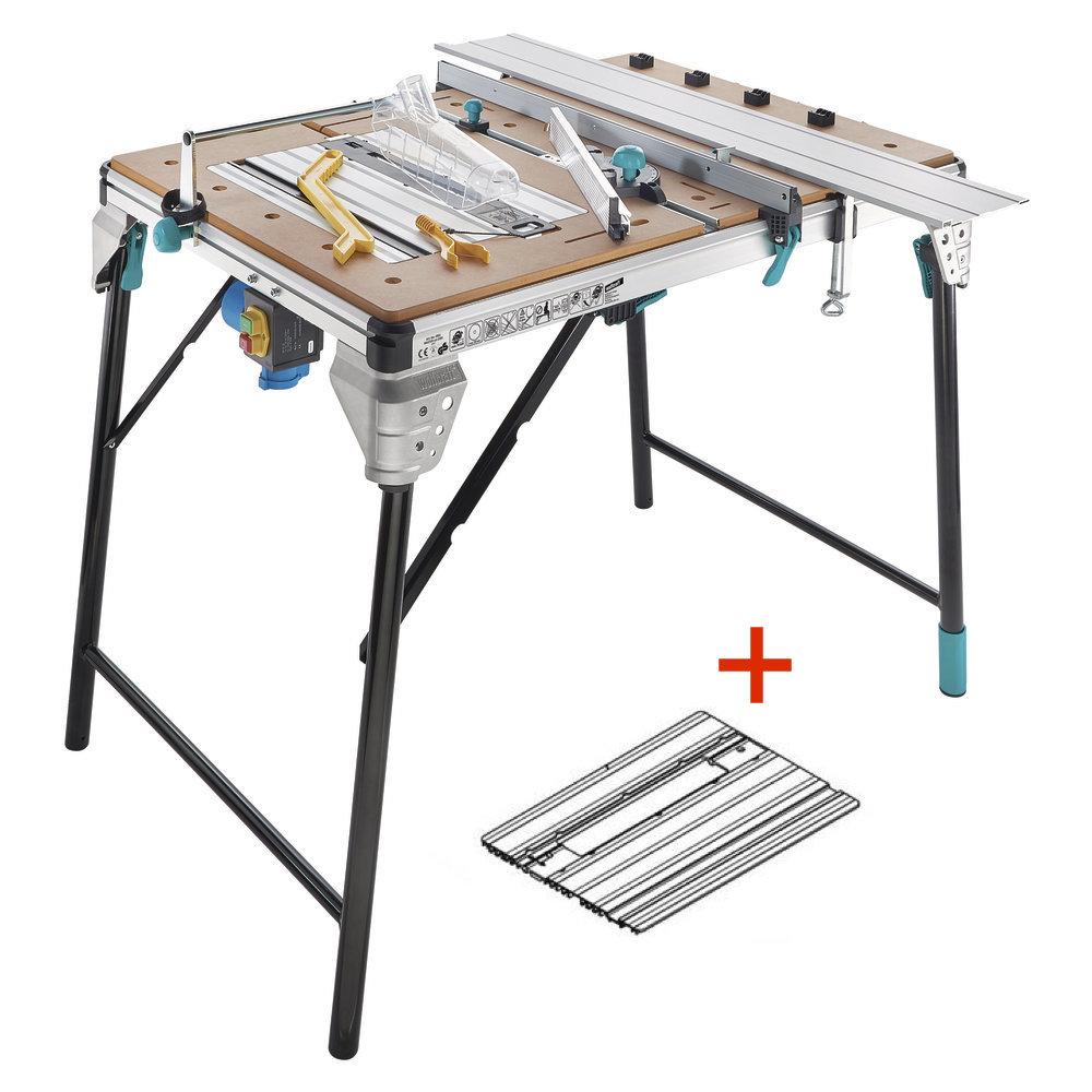 Wolfcraft Pracovný stôl MASTER cut 2500 PLUS 6902300